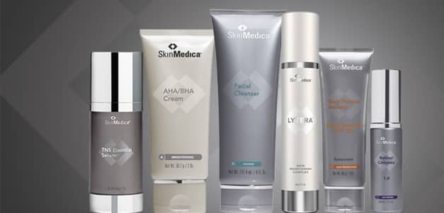 Skin Medica skin care products sold at TimeLess Medical Spa in Ogden Utah