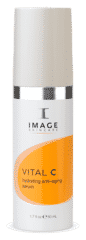 Image Skincare Vital C anti aging serum sold at TimeLess Medical Spa in Ogden Utah