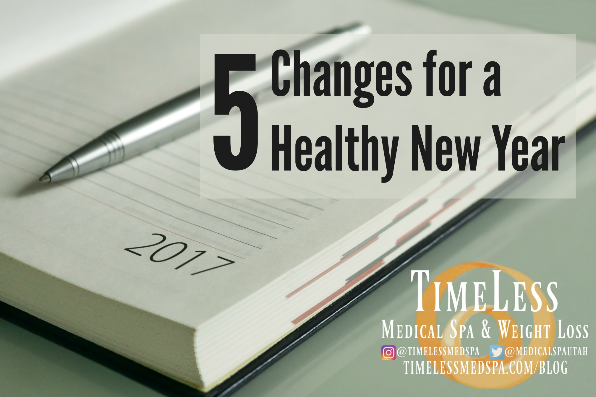 5 Changes for a Healthy New Year