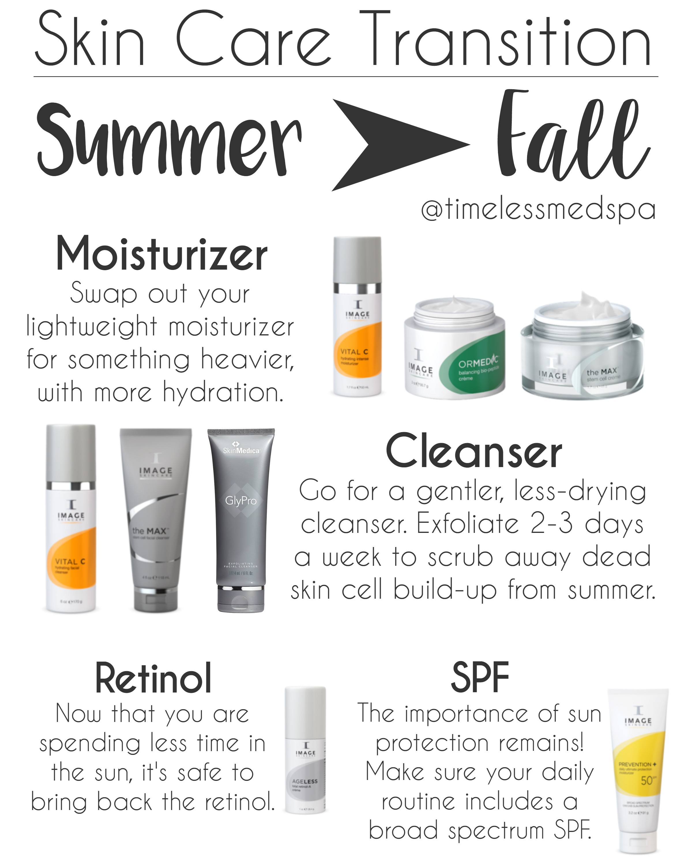 Summer Skin Care: Summer-to-Fall Skin Care Routine