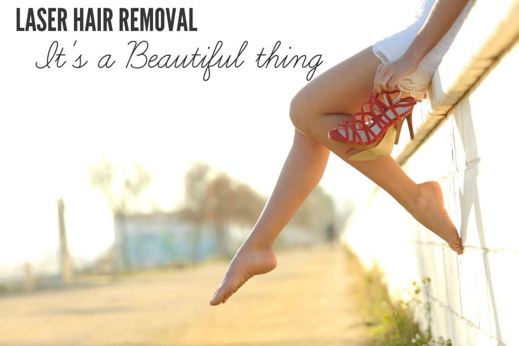 Laser Hair Removal: It's a Beautiful Thing | TimeLess Medical Spa Blog| laser, hair removal, hair reduction