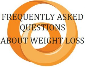 FAQ about Weight Loss