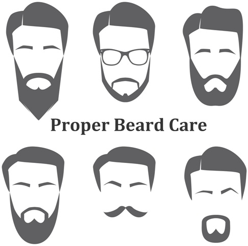 Proper beard care | men's skincare | TimeLess Medical Spa Ogden UT
