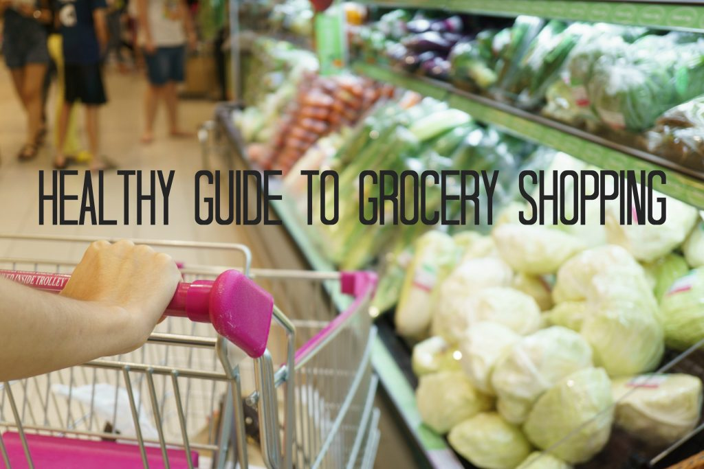 Healthy Guide to Grocery Shopping - TimeLess Medical Weight Loss Blog | Ogden, Utah