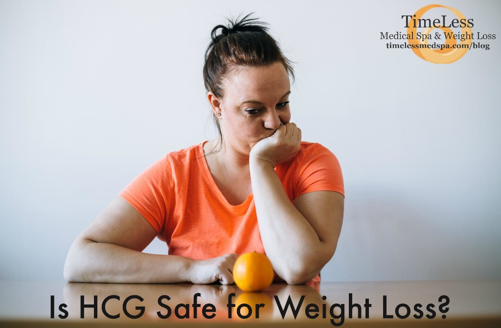 HCG not safe for weight loss. | TimeLess Weight Loss Blog | Ogden, UT