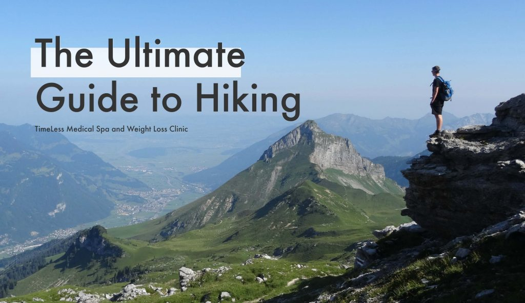 The Ultimate Guide to Hiking in Utah | Everything you need to know before you go on a hike in Utah. || TimeLess Medical Weight Loss Clinic in Ogden, UTAH