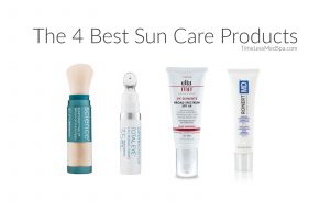 The 4 Best Sun Care Products - TimeLess Med Spa