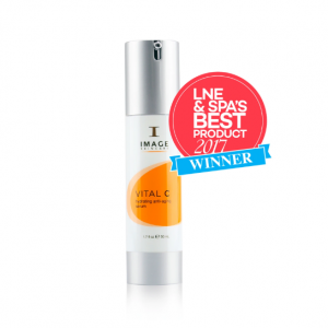 A Bottle of Vital C Anti-aging Serum from Image Skincare